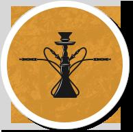 Hookah Smoking Tricks